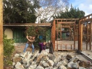 2015-02_Dad and Amelie House Schopferische Zerstorung
