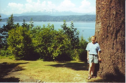 1999_Mom at Washington State Cancer Retreat