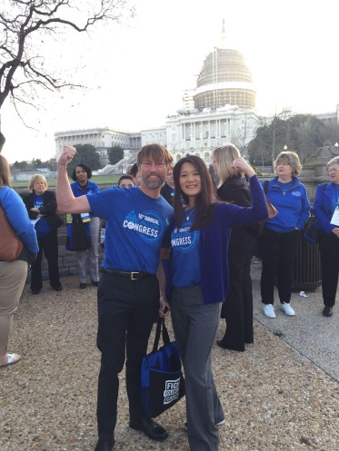 2016-03_Call on Congress_Phuong & I on Capital Hill