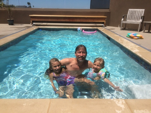 2016-06 Fathers Day Pool Party