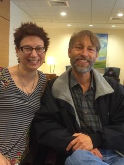 2014-10_Dana Farber_First Marie Pechet Meeting