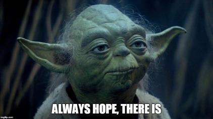 Yoda Hope Meme